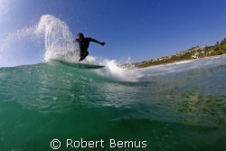 Snapback/surfer_surfing_water sports_cutback by Robert Bemus