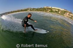 Backside Backdrop by Robert Bemus