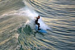 Takeoff/Shutter priority 1/30th, ISO 100, slight pan... by Robert Bemus