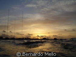 This picture was taken at 5:00 in the morning, just above... by Bernardo Mello