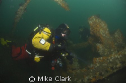DIVERS ON THE HISPANIA