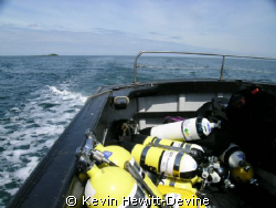 Going Home - Farne Island 2008 - Coolpix 5400 by Kevin Hewitt-Devine