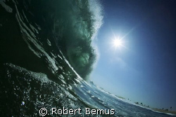 Wedge POV/Shot at the infamous Wedge, Newport Beach, CA o... by Robert Bemus
