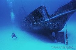 Rota/Marianas/Pacific - snske eye wreck by Bail Manfred