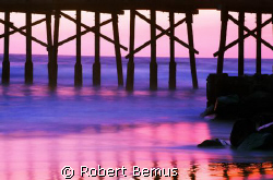 Newport Pier by Robert Bemus