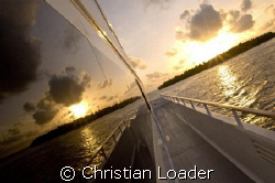 the Four Seasons Explorer liveaboard in the Maldives