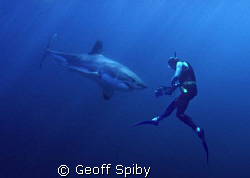 scary moment by Geoff Spiby