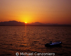 Still want to know why they call it the Red Sea? by Michael Canzoniero