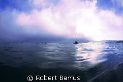 Open water by Robert Bemus