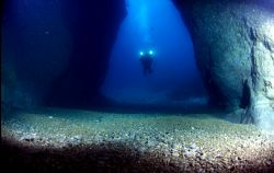 Sagres,F90x housed with fish-eye lens by José Augusto Silva