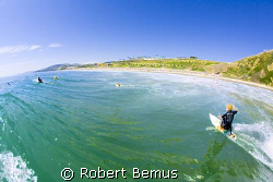 View from the point by Robert Bemus