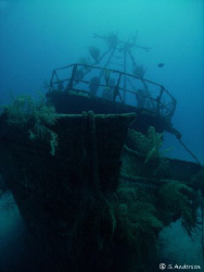 One of my favorite dives, The Sea Viking. I used my DC500... by Steven Anderson