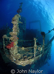 wreck of Ghiannis D.Abu Nuhas by John Naylor
