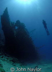 Wreck of the Carnatic Abu Nuhas. by John Naylor
