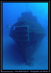 Diving the Rosi in Malta... by Michel Lonfat