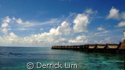 Kapalai water resort, nice place for divers n anyone want... by Derrick Lim