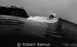 Below the Ritz by Robert Bemus