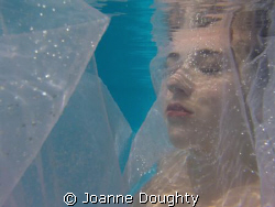 Pink Crystals by Joanne Doughty