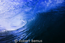 Deep Blue by Robert Bemus