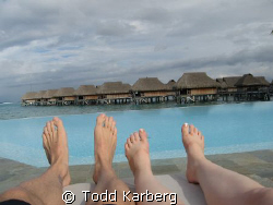 Perfect Honeymoon, perfect dive vacation by Todd Karberg