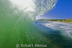 Swimmer's POV by Robert Bemus