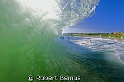 Swimmer's POV by Robert Bemus