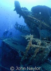 Wreck of Zenobia. by John Naylor