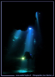 The caves of the Red Sea... by Michel Lonfat