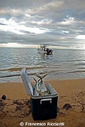 After a nice fishing trip! by Francesco Ricciardi