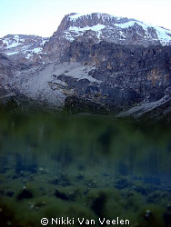 Different view for Kilimanjaro, the highest mountian in A... by Nikki Van Veelen