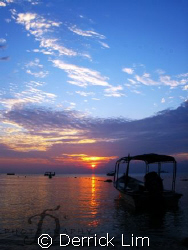 Lovely Sunset @ Perhentian Island, Malaysia. Capture by C... by Derrick Lim