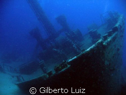 Blue Diamond/Isla San Andres by Gilberto Luiz