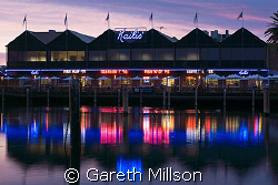 2s exposure, Fremantle Harbour, Western Australia. by Gareth Millson