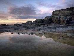 South Era, sunrise by Doug Anderson