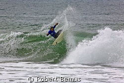 Centerstage/Asher Nolan, Oakley Newport Pro, 09/21/08... by Robert Bemus
