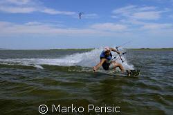 Kite Surfer by Marko Perisic