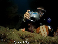Beginner UWP learning to shoot Nudi's. Taken with S80 Can... by Paul Ng