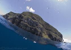 Wolf island. Galapagos. by Derek Haslam