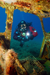 Diver at R4, Nikon D80 by Andy Kutsch