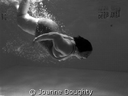 The Swimmer by Joanne Doughty
