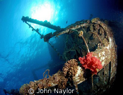 red sea wreck. by John Naylor