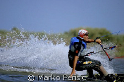 Kite Surfer IV by Marko Perisic