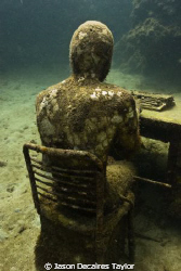 The lost correspondent, nikon D80 20mm, 2 years oon. by Jason Decaires Taylor