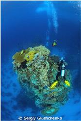 Erges of St. Johns Reef by Sergiy Glushchenko
