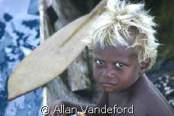 While diving in the Solomon Islands we are often visited ... by Allan Vandeford