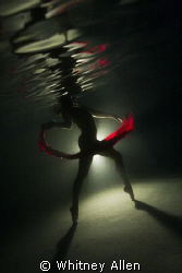 An interesting concept underwater. Model has dance experi... by Whitney Allen