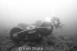 Pic shot with high speed film Black & White, natural ligh... by Ken Thate