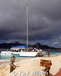 Hotel Guests Only - Palm Island, the Grenadines, St. Vinc... by Kay Wilson