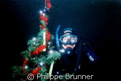 JOYEUX NOEL à tous. MERRY CHRISTMAS for every body. by Philippe Brunner