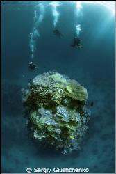 Erg of St. Johns Reef by Sergiy Glushchenko